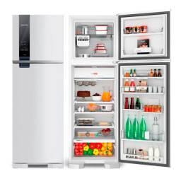 Refrigerador Brastemp 400 litros com Freeze control BRM54