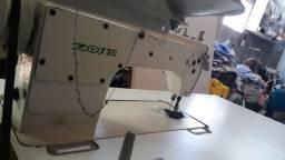 Máquina de costura ponto picado