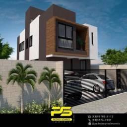 Apartamento com 2 dormitórios à venda, 44 m² por R$ 140.500 - Mangabeira - João Pessoa/PB