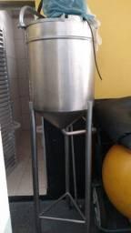 Tanque Aço Inox 305 - 150Lts