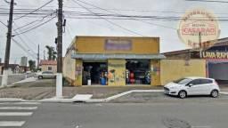 Loja à venda, 340 m² por R$ 750.000 - Vila Caiçara - Praia Grande/SP