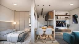 Apartamento 01 quarto e 01 vaga no Tingui, Curitiba