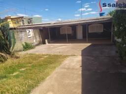 Casa no Setor Habitacional Por do Sol - 03 Quartos 01 Suíte