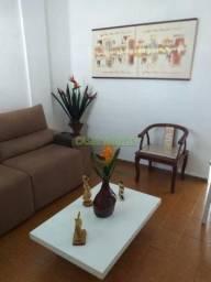 Apartamento à venda com 1 dormitórios em Guilhermina, Praia grande cod:803998