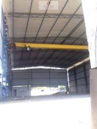 Galpão/depósito/armazém para alugar em Civit ii, Serra cod:60082048
