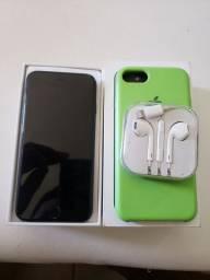 Iphone 7 black opaco 32 gb