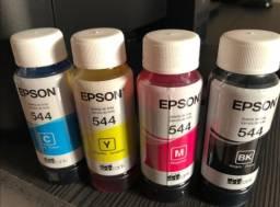Kit 4 tintas Epson original