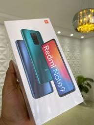 Redmi note 9 128GB Novo