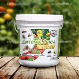 Cola Entomológica 1kg Armadilha Insetos Agricultura Orgânica