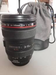 Lente Canon 24-105mm 1:4L - Image stabilizer
