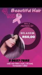 Promoção *Beautiful Hair*