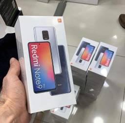 Xiaomi Redmi Note 9 PRO Dual SIM 128 GB/ 6GB RAM. VERSÃO GLOBAL (NOVO LACRADO)
