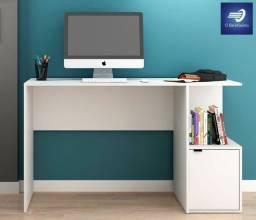 Mesa de Computador com Design Atraente #FreteGRÁTIS* #Garantia #Lacrado