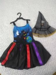 Fantasia infantil Halloween