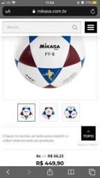 Bola Mikasa FT5