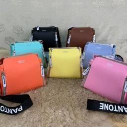 Bolsas femininas várias marcas e cores