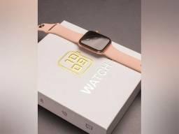 Smartwatch Iwo 8 Pro T5 Troca Pulseira Faz e Recebe ligações