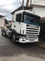 Scania 124 420r evolução 6x2