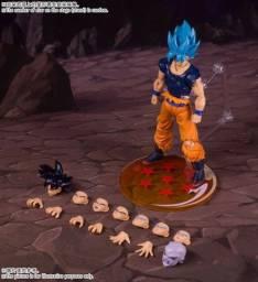 Goku presságio demoniacal fit shf