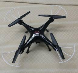 Drone novíssimo (usado 2 vezes)