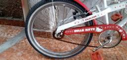 Bicicleta Caloi .