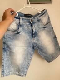 Bermuda jeans Pitt