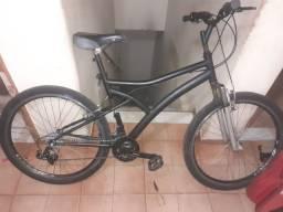 Bicicleta Caloi toda na Shimano