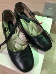 Sapato de prenda