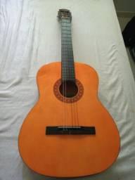 """Vendo violão com capa """" novinho """""""