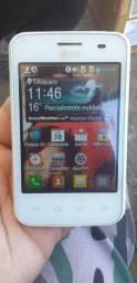 Vendo celular lg com urgência