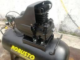 Motocompressor 100 litros 8.2 pes