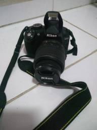 Nikon D3100 Semi Nova