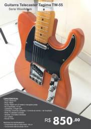 Guitarra Telecaster Tagima TW-55 Serie Woodstock