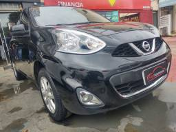 Nissan MARCH 1.6 SV COMPLETO 2015 Só DF Apenas
