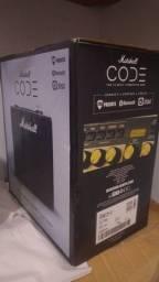 Amplificador Marshall Code 25 novo, na caixa - (ñ é fender, mesa boogie,)