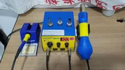 Yaxun 881D + transformador