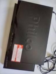 Blu-ray Philips BDP3200 + Dvd Player Philco PH190