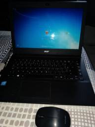 Vendo notebook Acer