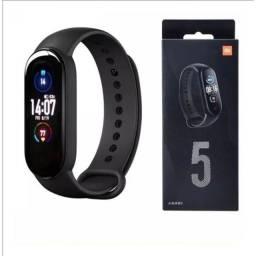 Relogio Smartwatch Pulseira Xiaomi Mi Band 5 Origin