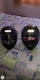 Vende capacete novos