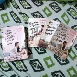 Vendo: trilogia completa - para todos os garotos que já amei