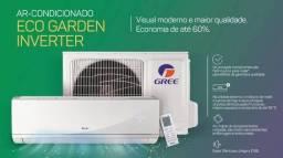 Ar Split Inverter Gree 12000 Entrega Grátis no Magalu de Copacabana