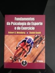 Livro Fundamentos da Psicologia do Esporte - Weinberg e Gold 4 edição