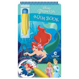 Aguabook- livro mágico - Princesas