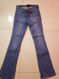 Calça jeans Flare Original Calvin Klein