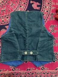 Colete jeans Eclectic, tam M