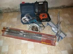 Vendo makita e máquina de corte