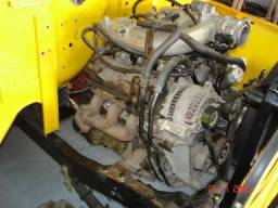 Peças motor F250