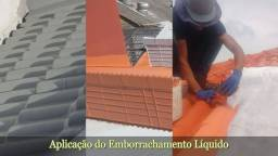 Serviços de pintura impermeabilizante