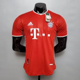 CAMISA BAYERN DE MUNIQUE HOME AUTHENTIC